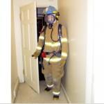 Fireman Entering Room