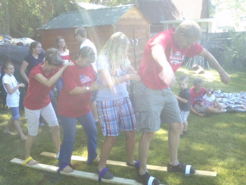 Plank Race