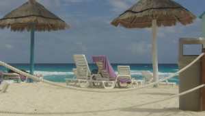Grand Oasis Sens Beach & Chairs